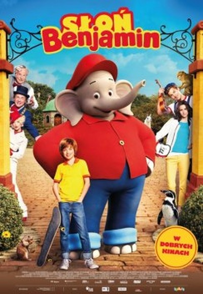 Słoń Beniamin